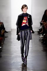Suno Fall 2012 Illustrated Tshirt in Black - Lyst
