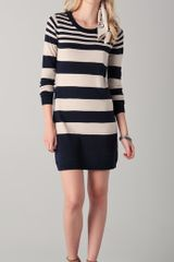 Club Monaco Renee Sweater Dress - Lyst