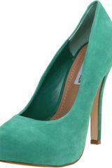 Steve Madden Womens Traisie Pump