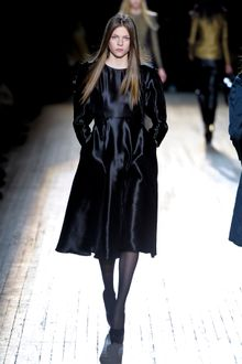 Theyskens' Theory Fall 2012 Black Sheer Tights - Lyst