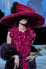 Marc Jacobs Fall 2012 Fur Stole  - Lyst