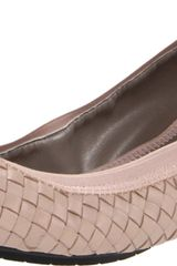 Me Too Womens Lottie Ballet Flat - Lyst
