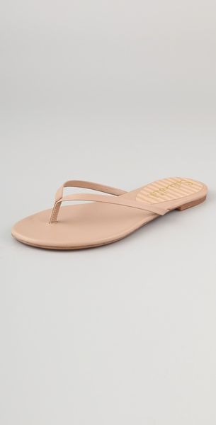 Splendid Madrid Flat Thong Sandals - Lyst