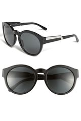 Stella McCartney Round Sunglasses - Lyst