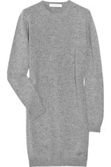 Stella McCartney Wool-blend Sweater Dress - Lyst