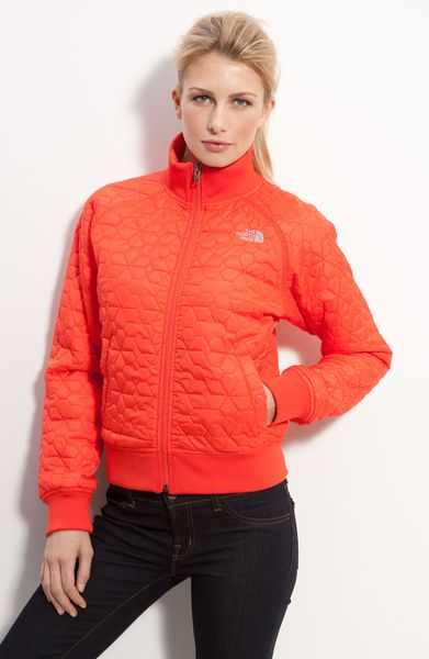 The North Face 5 Boroughs Jacket In Red Juicy Red Lyst