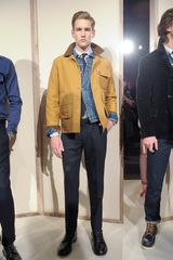 J.Crew Fall 2012 Casual Denim Jacket - Lyst