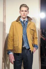 J.crew Fall 2012 Short Casual Jacket in Mustard in Yellow for Men - Lyst