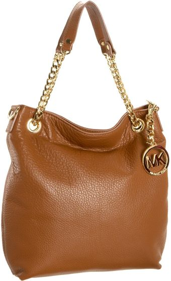 Michael by Michael Kors Jet Set Chain Medium Shoulder Tote - Lyst