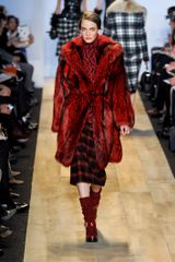 Michael Kors Fall 2012 Runway Look 62