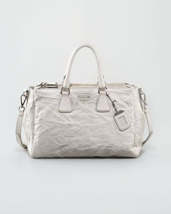 Prada Napa Antique Galleria Tote - Lyst