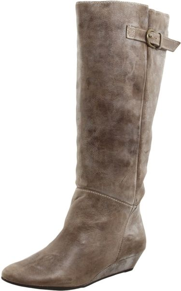 steven by steve madden womens intyce boot in brown