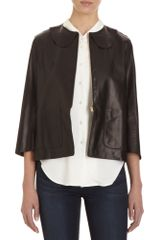 Acne Zip Front Jacket - Lyst