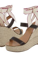 DSquared2 Wedge Sandals - Lyst