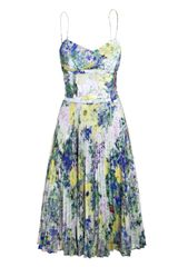 Erdem Inga Botanical-print Dress - Lyst