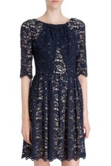 Erdem Margot Lace Dress - Lyst