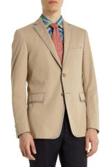 Etro Two-button Sport Jacket - Lyst