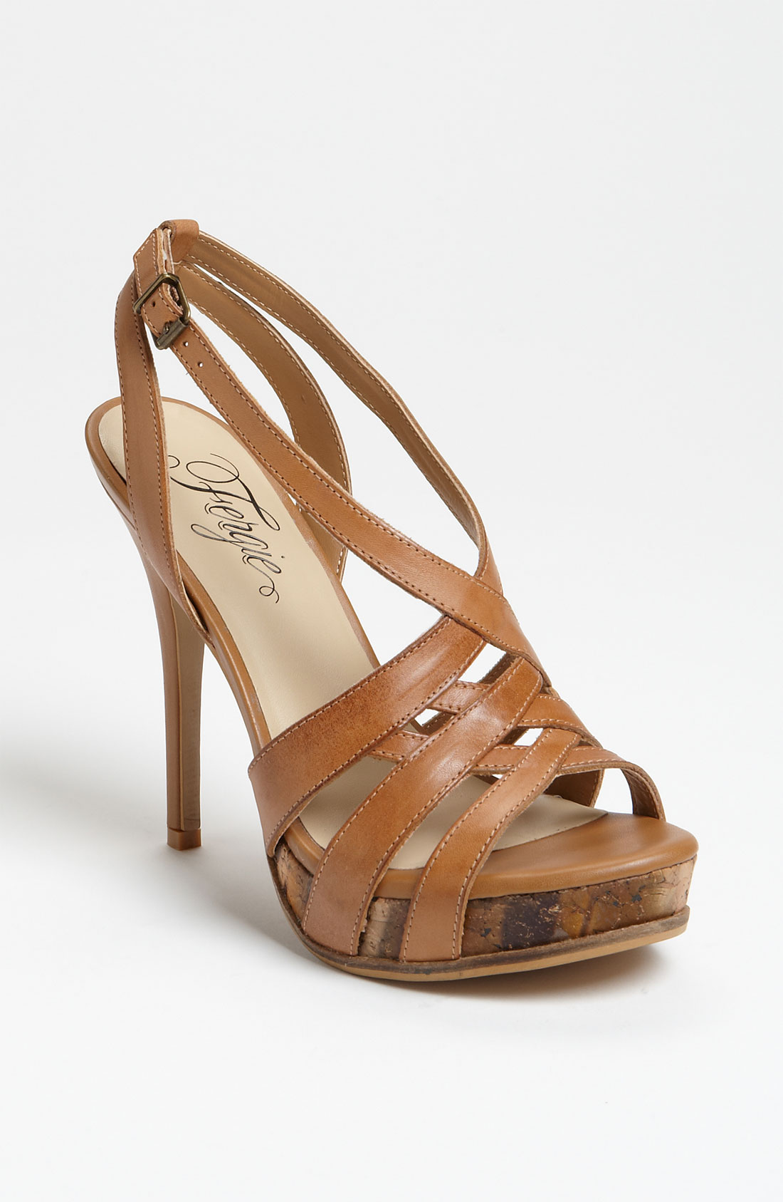Lyst - Fergie Kissed Sandal in Brown Fergie Shoes