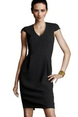 H&m Dress in Black - Lyst