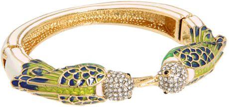 juicy couture hummingbird bracelet in multicolor m lyst