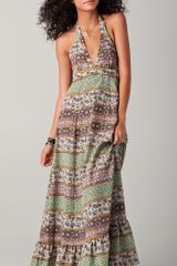Karen Zambos Vintage Couture Hannah Dress - Lyst