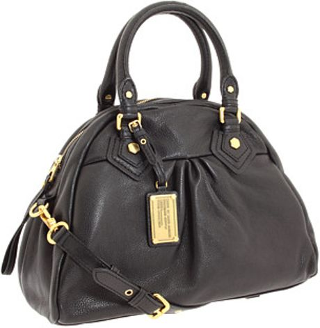 Marc By Marc Jacobs Classic Q Baby Aidan In Black Lyst