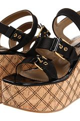 Marc Jacobs Wedge Sandals - Lyst