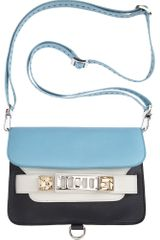 Proenza Schouler Ps11 Mini Classic in Blue (multi) - Lyst