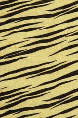 Proenza Schouler Zebraprint Cotton Tshirt in Yellow (zebra) - Lyst