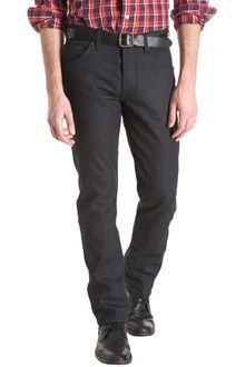 Raleigh Denim Wilson Jean -dark Blue - Lyst
