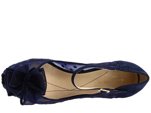 aa74d6bb3568 Lyst - Kate Spade Didi Mary Jane Pump in Blue