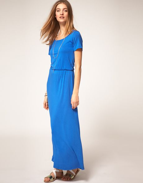 Lna Lna Ballet Dress in Blue - Lyst