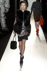 Mulberry Fall 2012 Multi Print Tunic  - Lyst