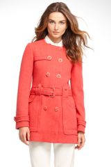 Tory Burch Alek Coat - Lyst