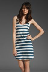 Diesel D-Upina-D Stripe Dress - Lyst