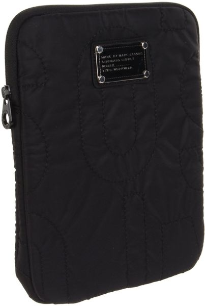 Marc By Marc Jacobs Pretty Nylon Ipad Case Laptop Bag in Black - Lyst