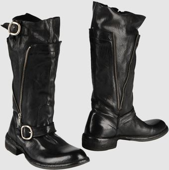 Officine Creative Italia Highheeled Boots - Lyst