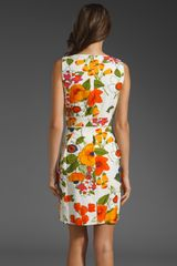 Trina Turk Ellery Dress in Multicolor (multi) - Lyst