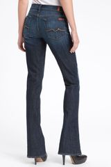 7 For All Mankind 7 For All Mankind Kaylie Boot-cut Jeans - Lyst