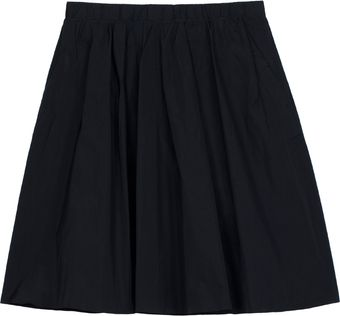 Acne Romantic Tafetta Full Skirt - Lyst