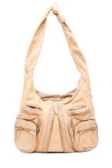 Alexander Wang Donna Hobo In Toffee - Lyst