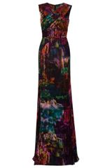 Erdem Astrid Dress in Multicolor (multi) - Lyst