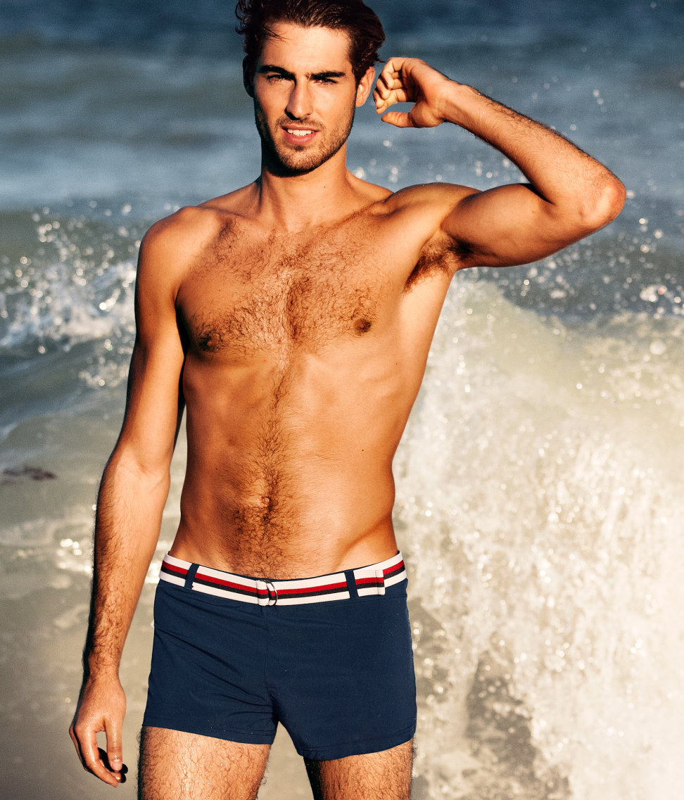 27a04dad25 H&M Swim Shorts in Blue for Men - Lyst