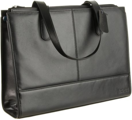 Kenneth Cole Reaction Luggage And I Tote in Black