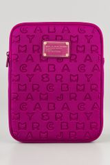 Marc By Marc Jacobs Dreamy Logo Tablet Case - Lyst