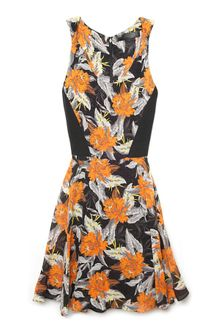 Proenza Schouler Sleeveless Full-skirt Dress - Lyst