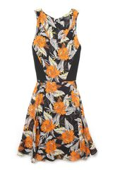 Proenza Schouler Sleeveless Full-skirt Dress