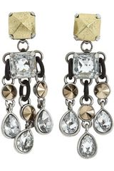 Marc By Marc Jacobs Claude Earrings - Lyst