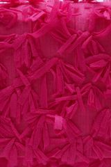 Oscar De La Renta Maty Roll Bow Tweed Clutch in Pink - Lyst