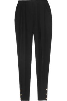 Gucci High-waisted Crepe Pants - Lyst